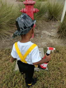 diy firefighter costume