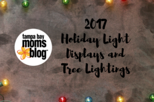 2017 Holiday Light Displays and Tree Lightings
