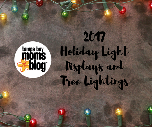 2017 Guide To Holiday Light Displays And Tree Lightings In