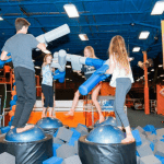 Enter the Warrior Course- New Attractions Elevate Fun at Sky Zone Tampa