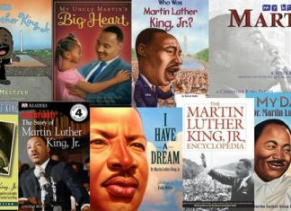 martin luther king jr books