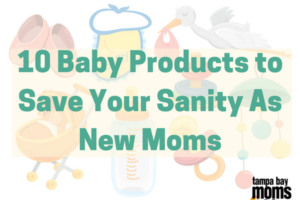 baby products for new moms