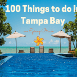 100 Things to Do in Tampa Bay on Spring Break