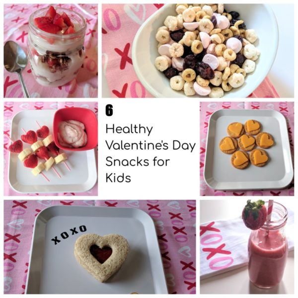 image for healthy snacks for Valentine's Day