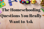 The Homeschooling Questions You Really Want to Ask