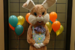 Kids' Easter Bunny Pictures