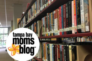 Tampa Bay Moms Blog Celebrate National Library Week