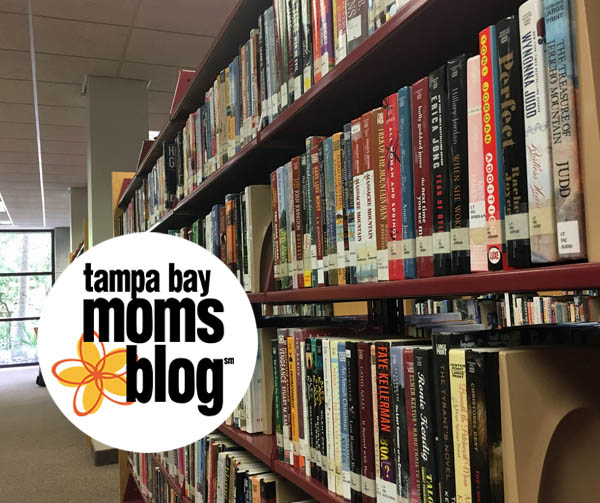 Tampa Bay Moms Blog Celebrate National Library Week in Tampa Bay