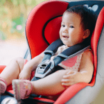 Spring Cleaning Your Child's Car Seat