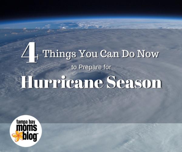 Tampa Bay Moms Blog Helps You Prepare for Hurricane Season