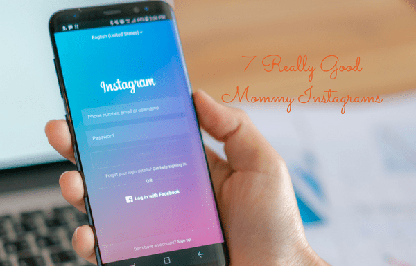 Mommy Instagrams