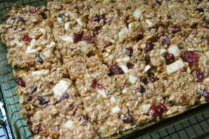 DIY Oatmeal Bars