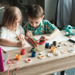 What to do with your Kids' Artwork?