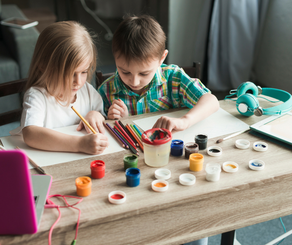 What To Do With Your Kids Artwork