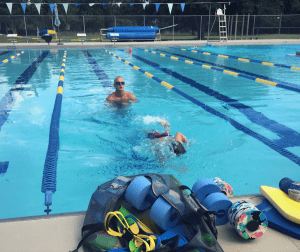 Stroke swimming lessons with Florida Elite in Land O Lakes, FL