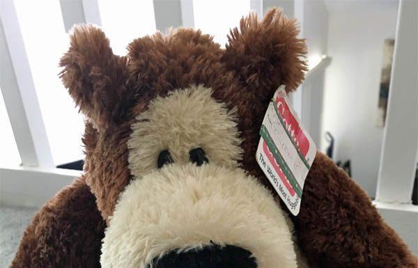 Repairing a Stuffed Bear