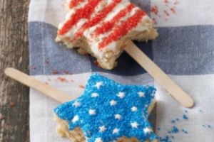 10 Red, White, and Blue 4th of July Recipes