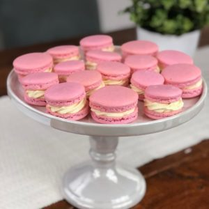 Macaroons from DOLC Bakery