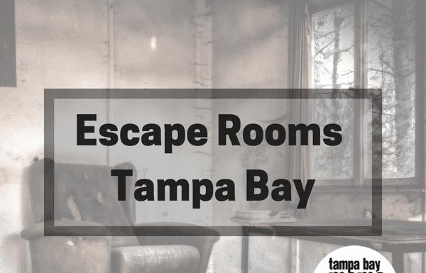 Escape Rooms Tampa Bay
