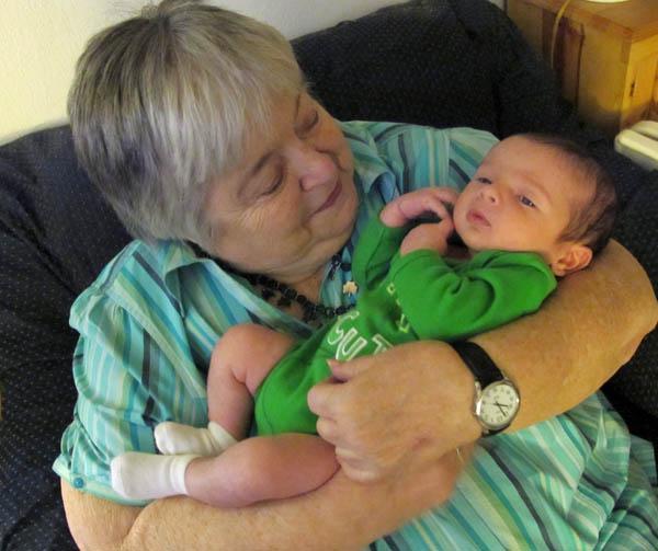 Raising children without grandparents