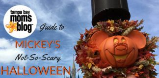 Tampa Bay Moms Blog Guide to Mickey's Not-So-Scary Halloween Party