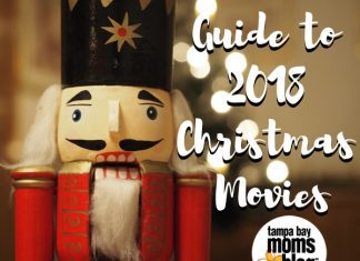 Tampa Bay Moms Blog Guide to 2018 Holiday Movies