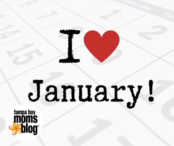I Love January!