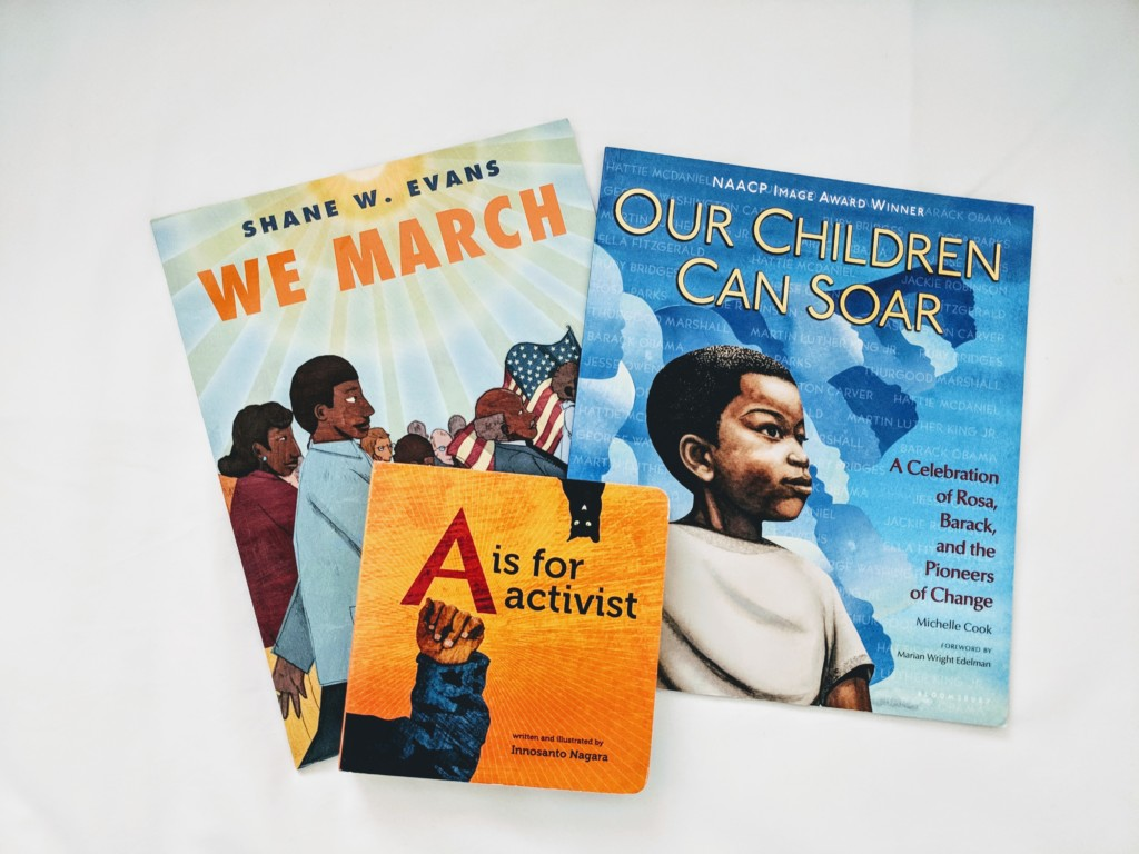 black history books