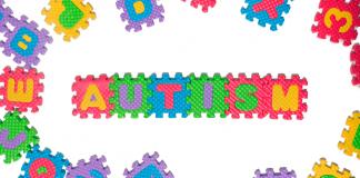 autism acceptance month - autism puzzle