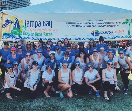 Junior League of Tampa race