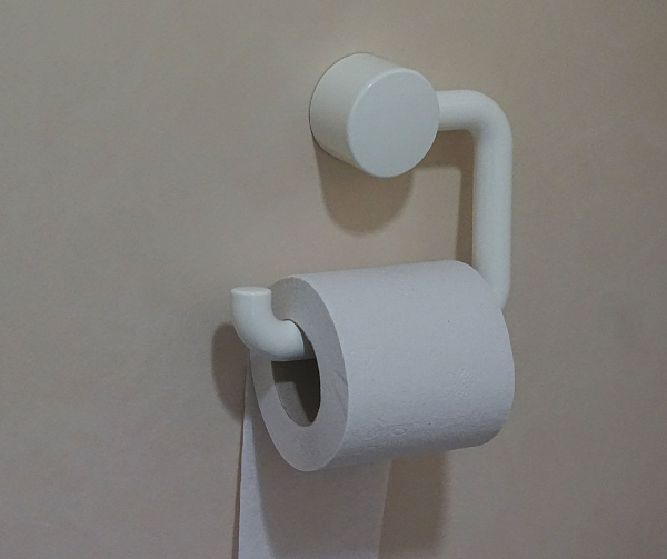 Tales From The Toilet Mystery Of Empty Paper Roll