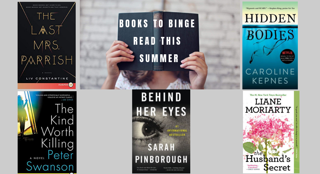 Book Covers for Thrilling Books