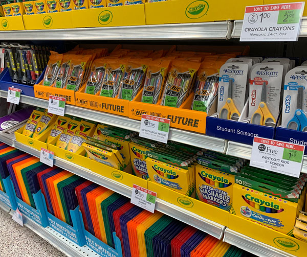 Tampa Bay Moms Blog Guide to Shopping for School Supplies