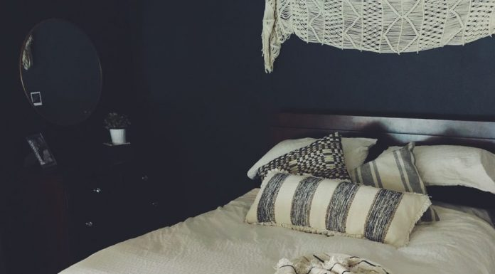 Bed made