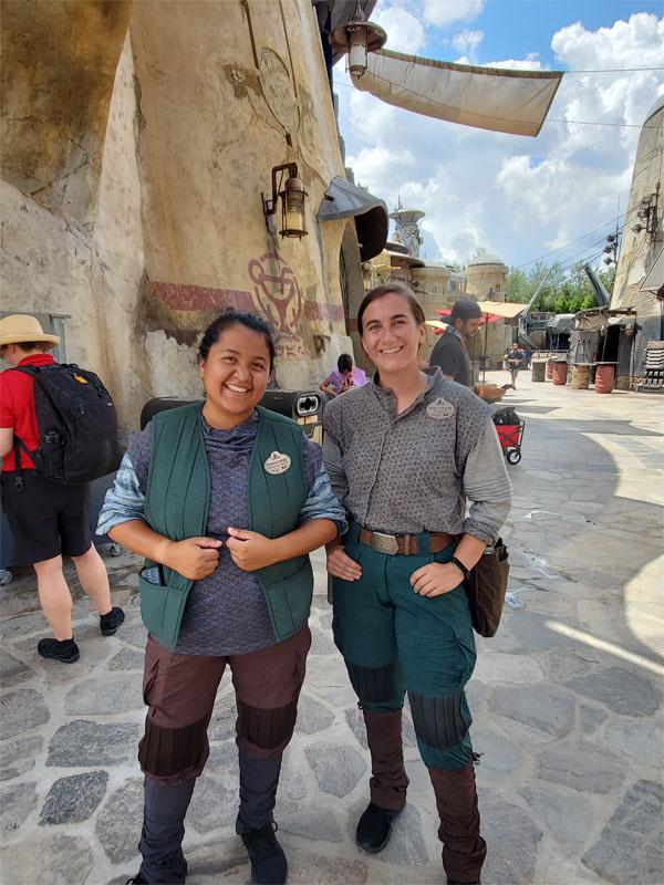 Meet the citizens of Batuu at Star Wars: Galaxy's Edge