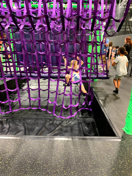 Get Air Rope Ladder