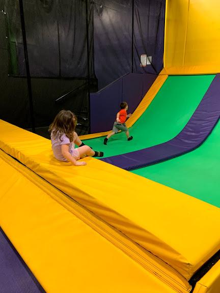 Get Air Slide Run Up