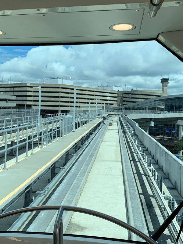 TPA All Access - Arriving at Main Terminal