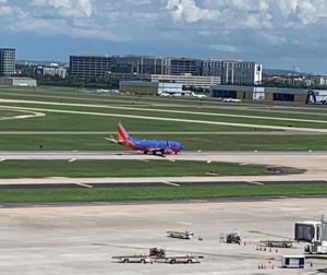 TPA All Access - Plane Landing