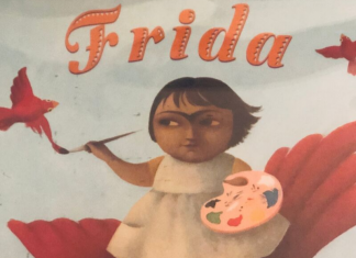 Frida Book Cover