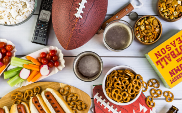football snack foods