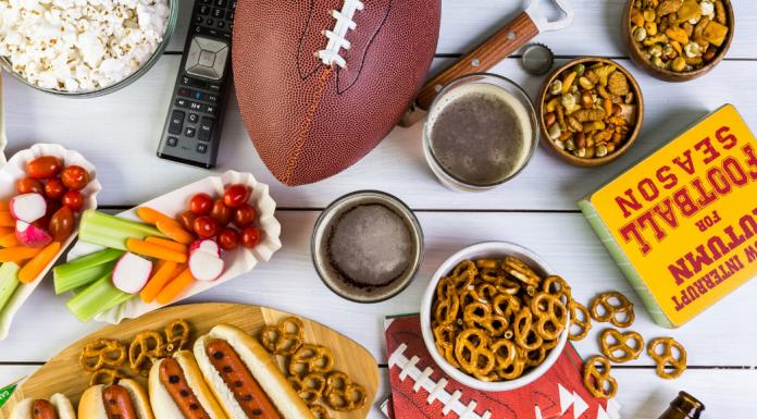 football snack foods