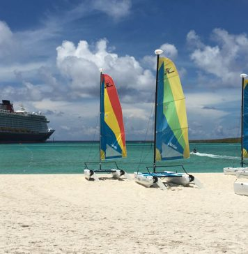 The First Day of Your Disney Cruise