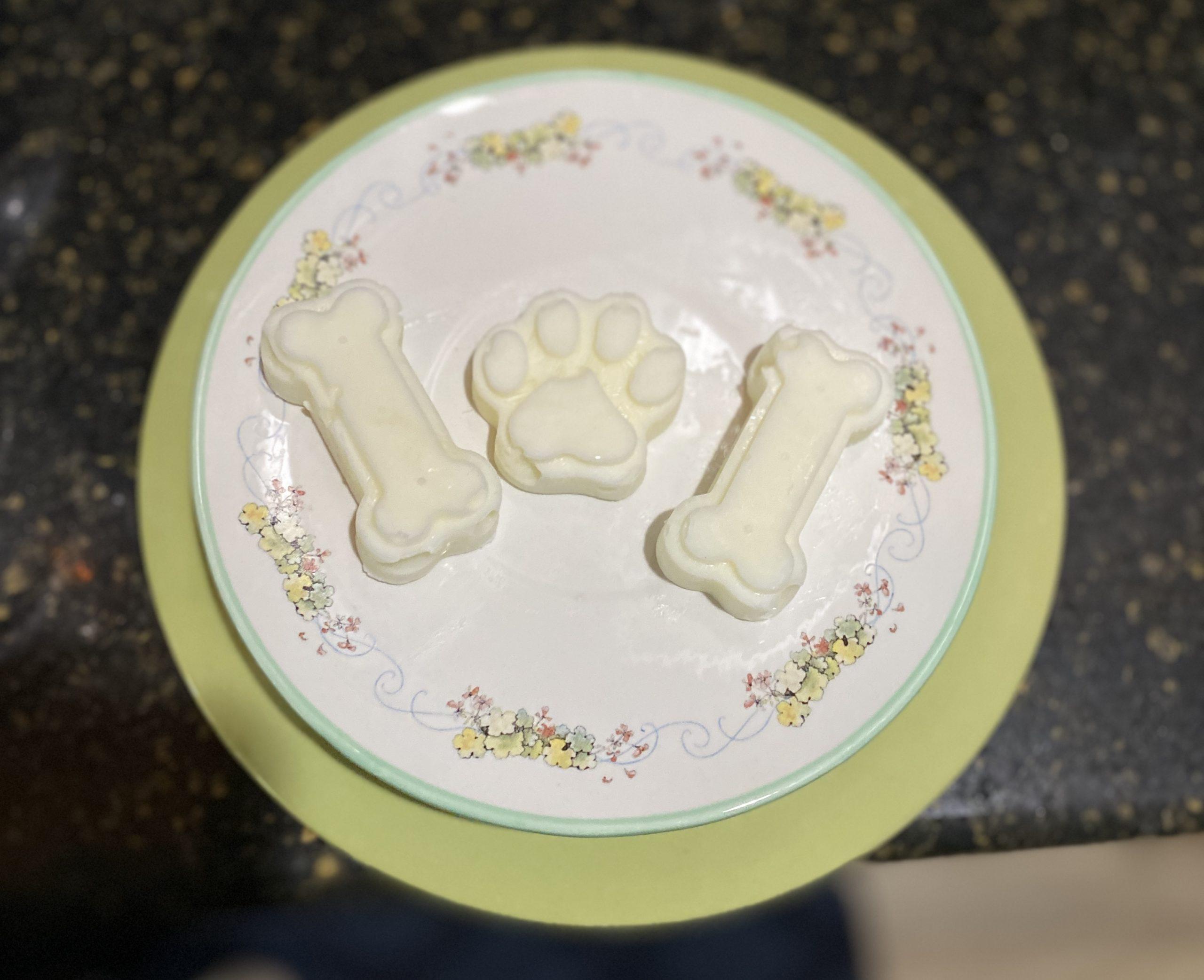 Instant Pot Yogurt Dog Treats