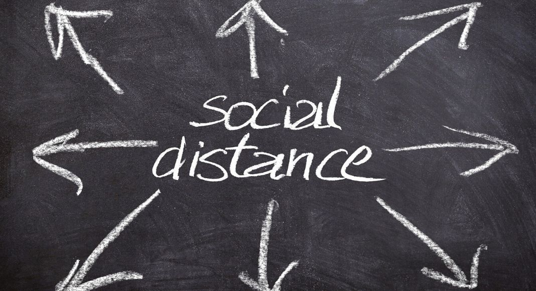 Social distancing can cause real anxiety