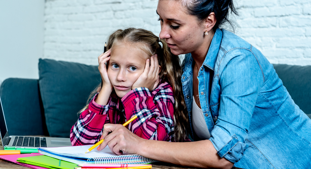 confessions of a stressed out mom schooling from home during covid-19