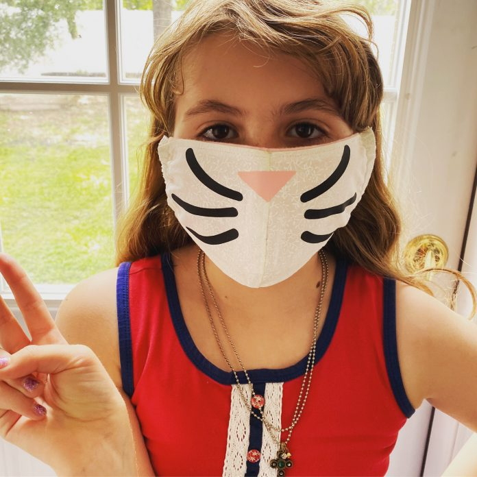 Filtered Face Mask-1