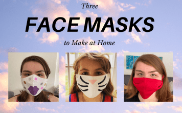 Three Types of Face Masks
