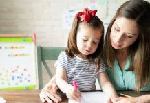 Going back to school as a mom