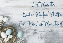 Last Minute Easter Basket Stuffers for the Last Minute Mom